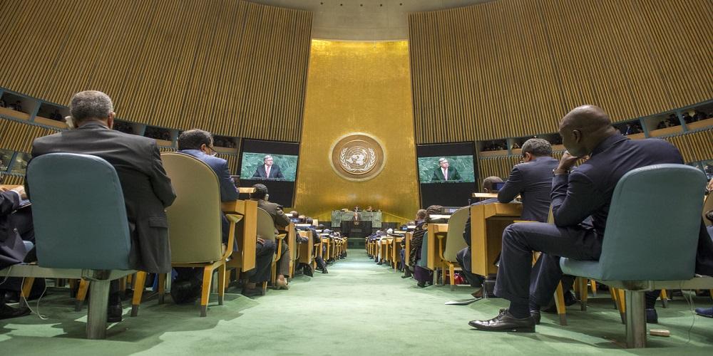 وظائف القانون الدولي