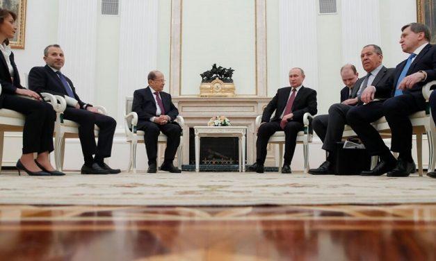 تأثير تصاعد الدور الروسي على مسار الأزمة اللبنانية