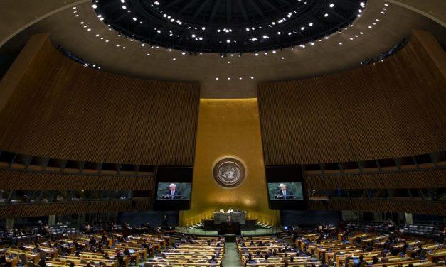 موقف القانون الدولي من الحروب