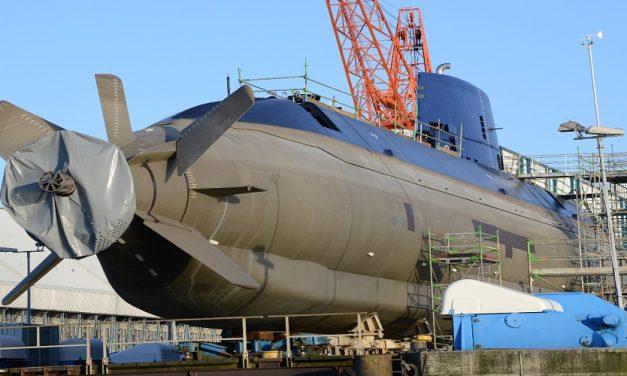 صناعة الغواصات المتطورة.. إمتياز ألماني