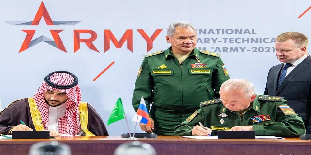 السعودية: بين السلاح الروسي والتهديد الأمريكي