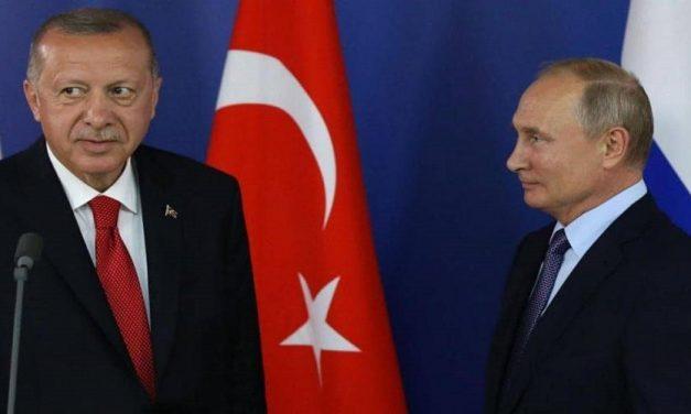 لقاء بوتين – أردوغان..حسم عسكري أم سياسي لإدلب؟
